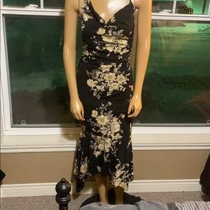 Stunning Le Chateau Floral Dress